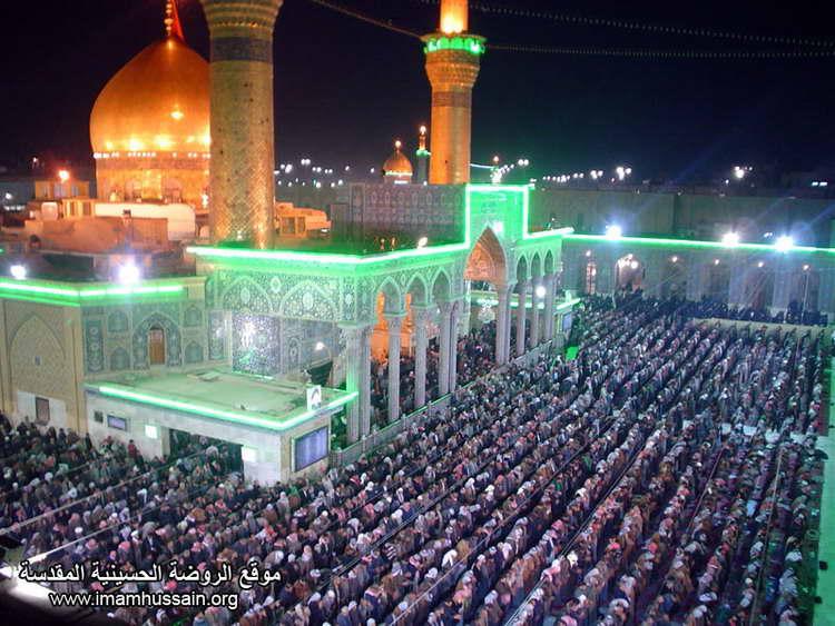 برکات زیارت درنگاه حجت الاسلام نیازی